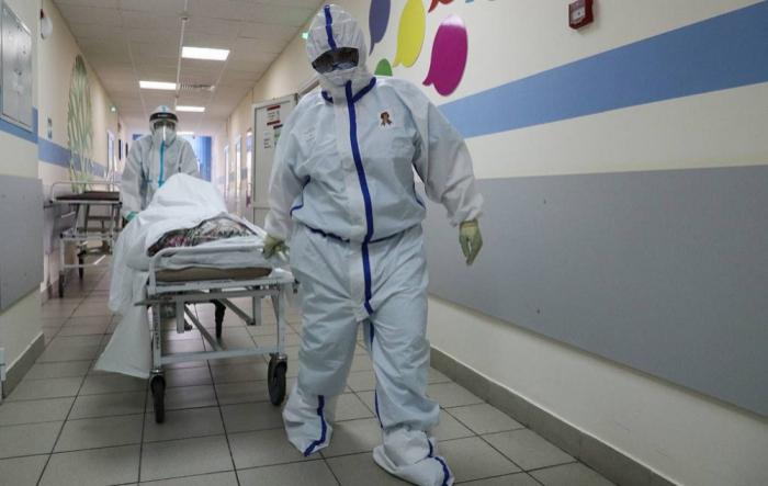 Rusiyada daha 346 nəfər koronavirusdan öldü