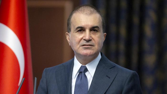 Ömər Çelik Azərbaycana təşəkkür etdi