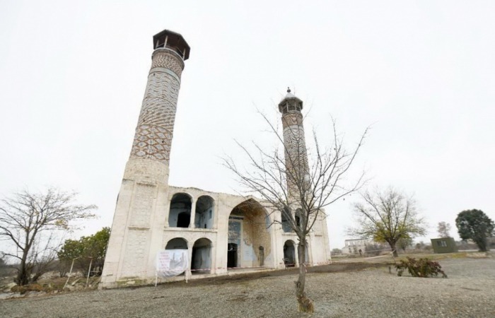 Azerbaijan continues work on restoration of historical and cultural heritage in liberated territories