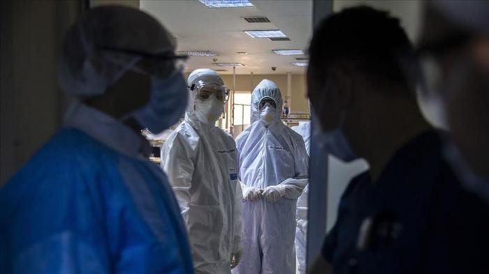 Ermənistanda koronavirusa yoluxma sayı 200 mini ötdü