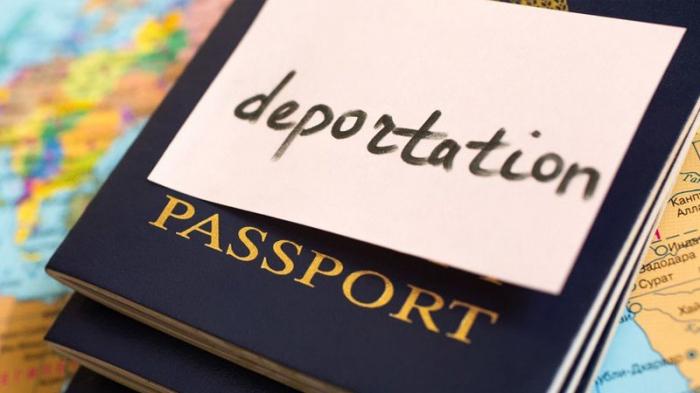 Ötən il 654 nəfər Azərbaycandan deportasiya olunub
