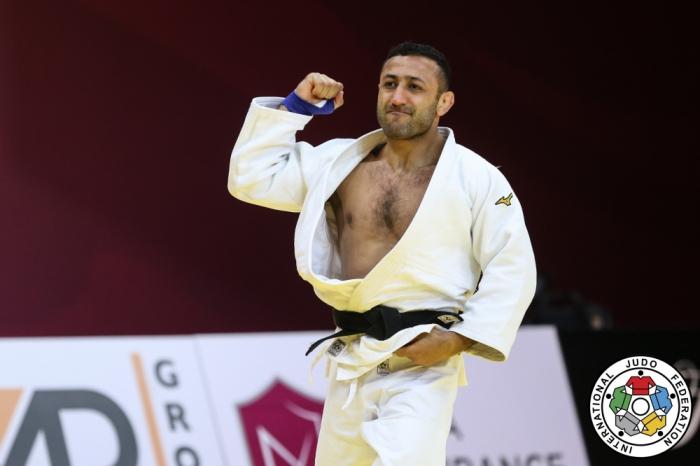 """Cüdoçumuz """"Böyük dəbilqə""""də bürünc medal qazandı"""