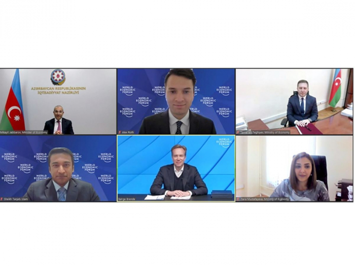 Azerbaijan launches local branch of WEF