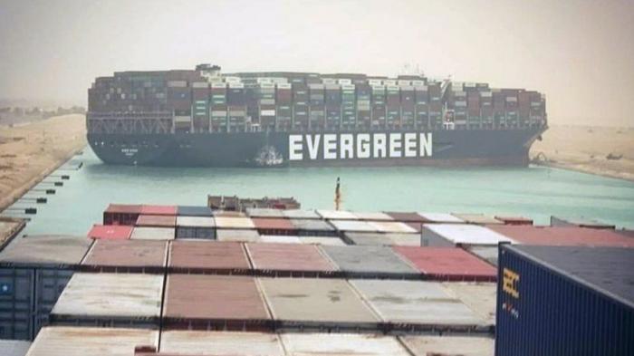 Egypt to seek $1 billion in damages over Suez Canal blockage