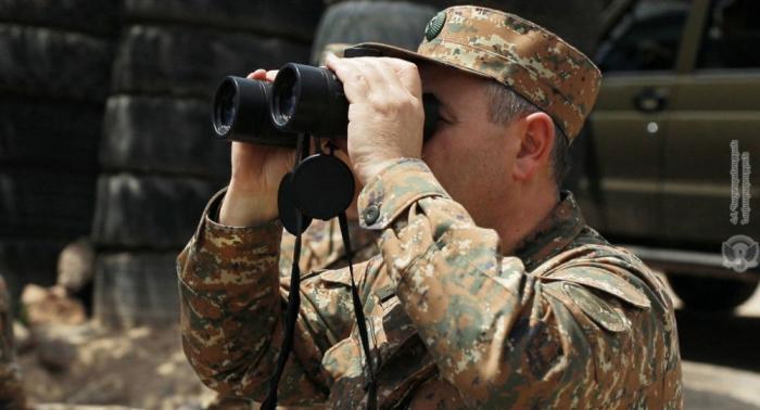 """El general armenio:  """"Si no tomaramos la lección de las Batallas de Abril..."""""""