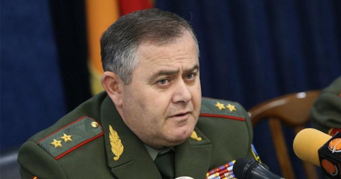 El Jefe del Estado Mayor del Ejército de Armenia no responde a la pregunta sobre el uso de Iskander durante la guerra de Karabaj