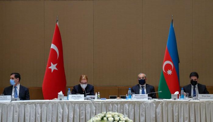 Baku hosts Azerbaijani-Turkish business meeting