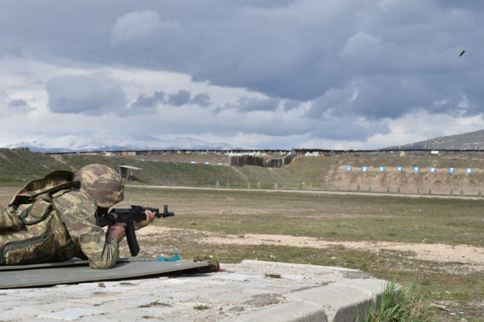Azerbaijani special forces participating in exercises in Turkey -   PHOTOS