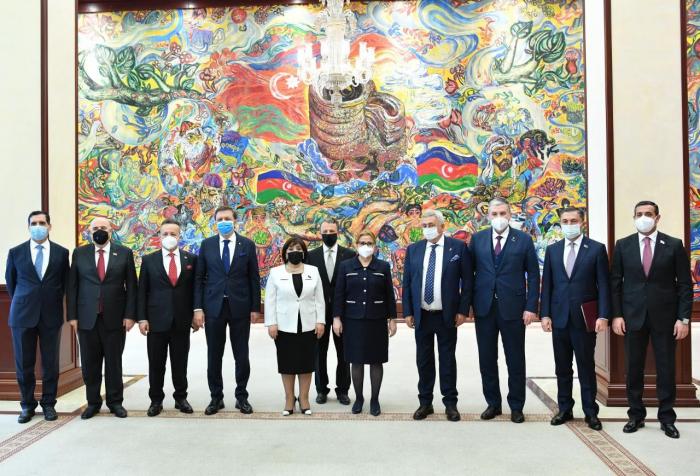 Turkish companies interested in restoration of Azerbaijan