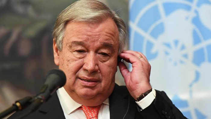 UN chief calls on nations to join Anti-Personnel Mine Ban Convention