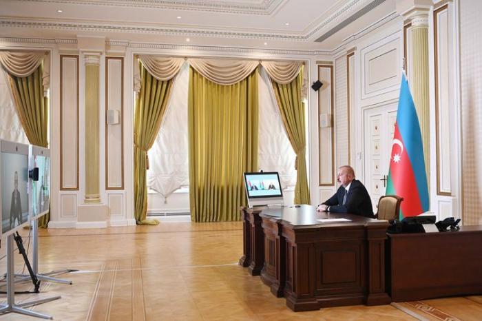 """Prezident:    """"Biz canımızı torpaq kanallardan qurtarmalıyıq"""""""