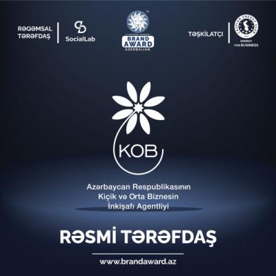 """KOBİA se convierte en socio oficial de """"Brand Award Azerbaiyán"""""""