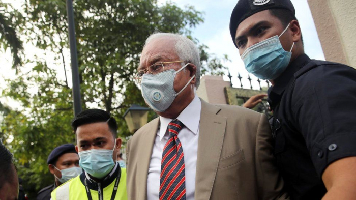 Former Malaysian PM starts appeal over 1MDB conviction