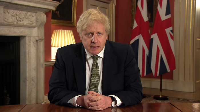 PM Johnson confirms further lockdown easing in Britain from April 12