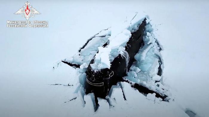 USA missfallen Moskaus Arktis-Aktivitäten