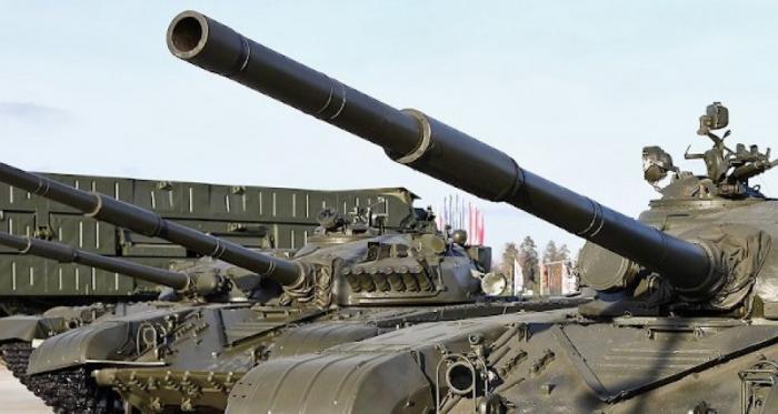 Des douaniers russes empêchent la contrebande de pièces détachées de chars vers l