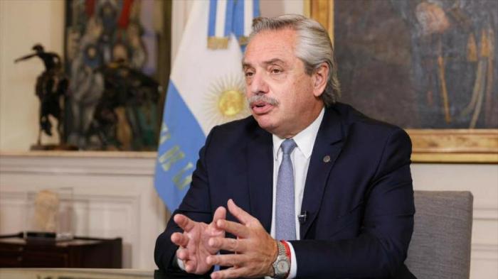 Presidente argentino no se infectó de nuevas variantes de la COVID-19