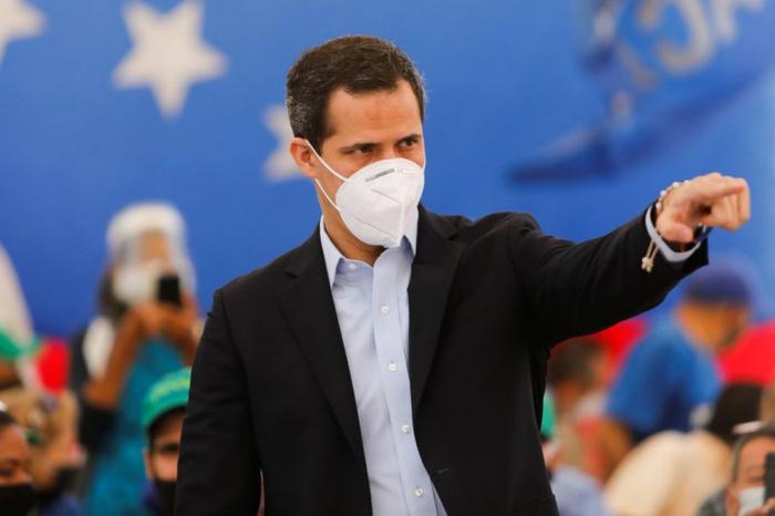Juan Guaidó anunció que se recuperó del coronavirus