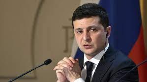 Zelenski condiciona el fin de la guerra en Donbás al ingreso de Ucrania en la OTAN