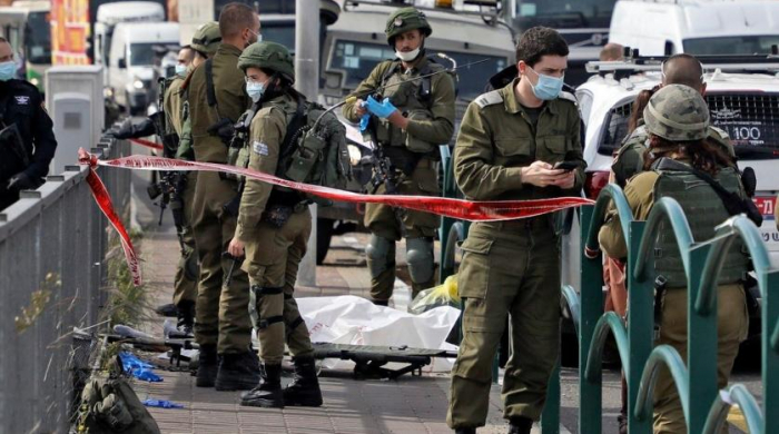 Israeli troops shot Palestinian driver dead in disputed incident