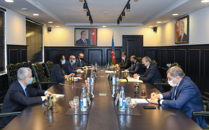 Azerbaijan attaches great importance to cooperation with ADB – minister