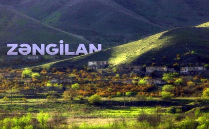 Empieza la visita de periodistas a la región azerbaiyana de Zangilan