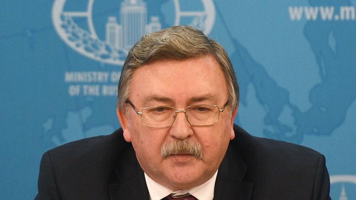 Spitzendiplomaten Russlands und der USA erörtern am Mittwoch in Wien das Iran-Atomabkommen