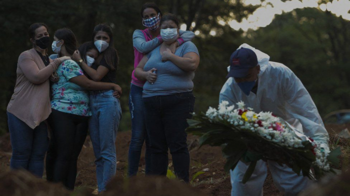 Brazil reports over 4,000 COVID-19 deaths in 24 hours for first time
