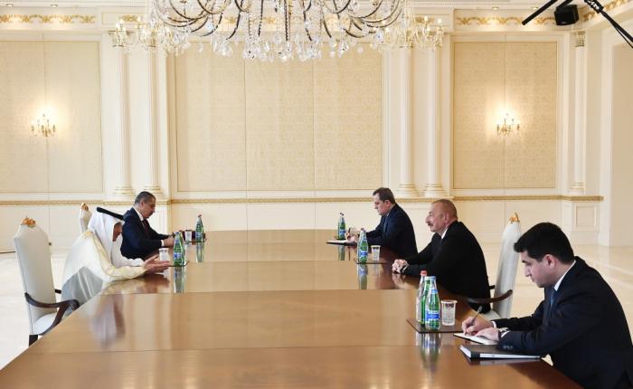 """Ilham Aliyev:  """"La guerra de 44 días puso el fin a las torturas de más de un millón de los azerbaiyanos"""""""