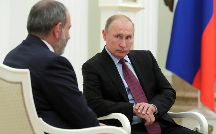 Pashinyan offers Putin building new NPP in Armenia