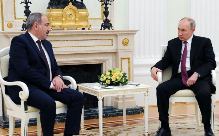 """""""Die Normalisierung der Situation in Karabach ist das dringlichste Problem""""  - Putin"""