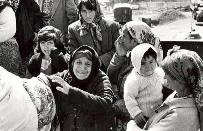 29 years pass since Aghdaban tragedy