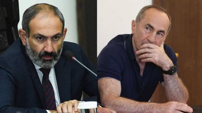 Former Armenian president Kocharyan sues PM Pashinyan