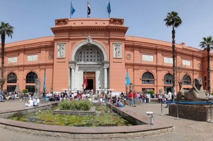 Egyptian Museum in Tahrir joins preliminary list of World Heritage Sites