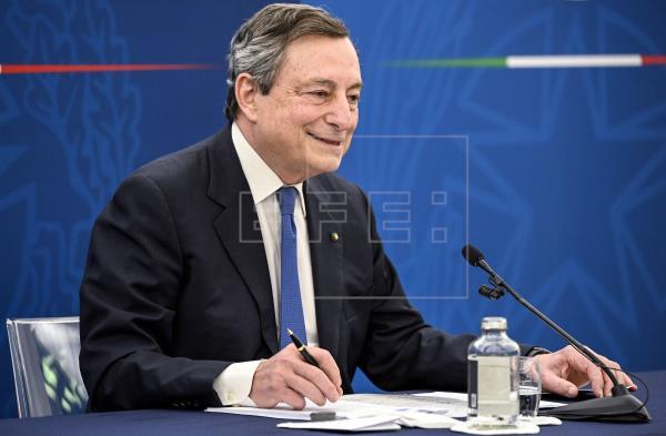 Turquía convoca al embajador italiano por las críticas de Draghi a Erdogan