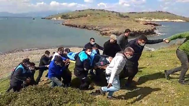 Un caza de entrenamiento turco se estrella en el mar Egeo