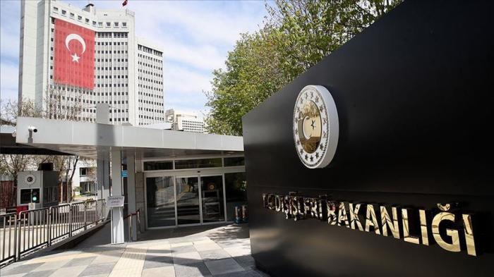 Turkey summons Italian ambassador over remarks on Erdogan