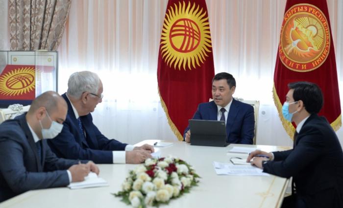 El presidente de Kirguistán felicita al pueblo de Azerbaiyán
