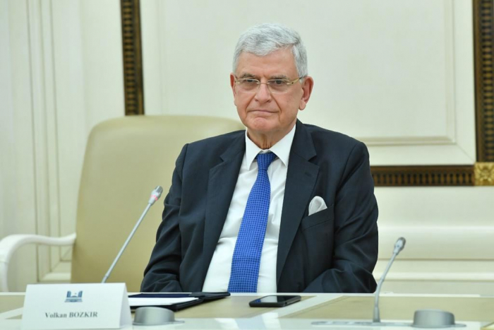 UN interested in strengthening relations with Azerbaijan, says Volkan Bozkir
