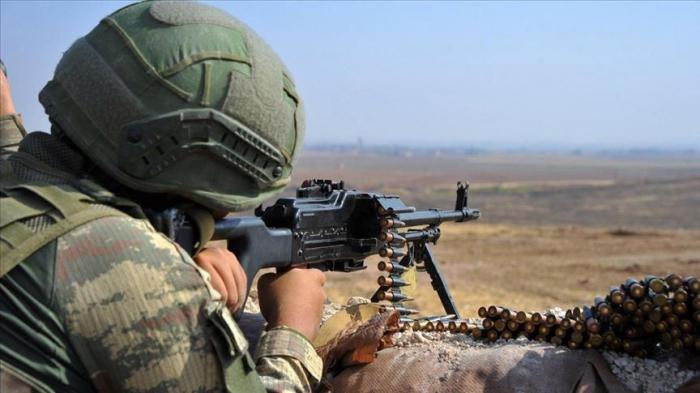 Les forces turques neutralisent quatre terroristes du PKK/YPG dans le nord de la Syrie