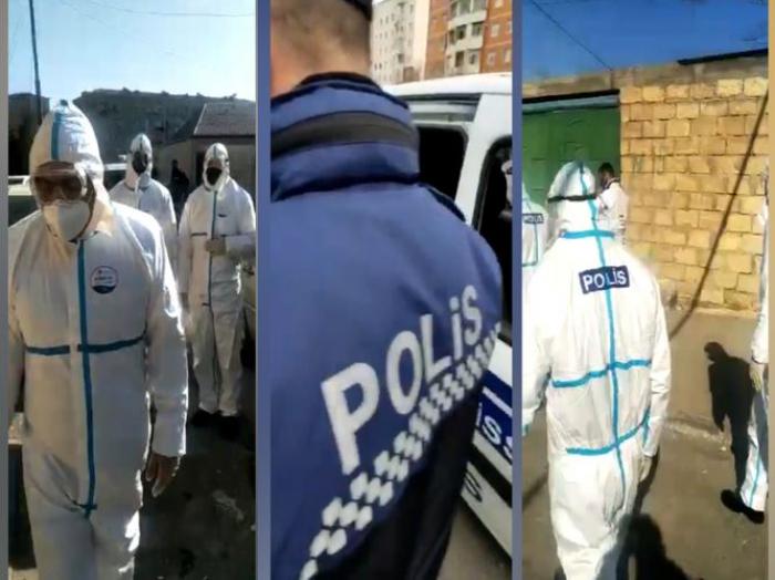 Sumqayıtda 3 koronavirus xəstəsinə cinayət işi açıldı