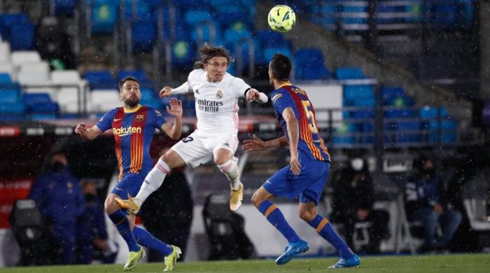 """El Klassiko""nu ""Real Madrid"" qazandı"