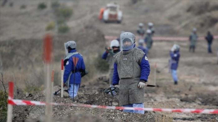 Armenia set up booby traps on liberated Azerbaijani lands, agency says