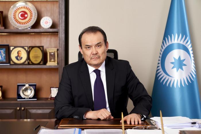 Bagdat Amreev: «Les États turcs continueront d
