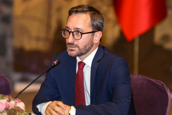 Fahrettin Altun:  «Nous devons lutter ensemble contre les menaces»