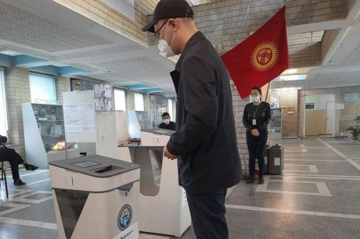 Qırğızıstanda referendum başa çatıb -  YENİLƏNİB