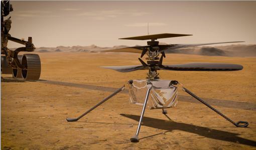 Todas las claves sobre Ingenuity, el helicóptero de la NASA que volará en Marte