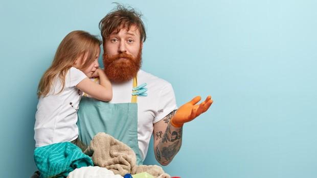 Si ser padre fuera un trabajo... se debería cobrar 2.380 euros al mes