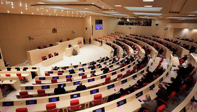 La situation dans le Haut-Karabagh discutée au parlement géorgien
