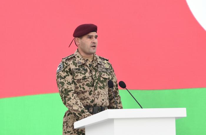"""""""Qələbəni şəhidlərimizin qanı bahasına qazandıq"""" -  """"Qarabağ"""" ordenli kapitan"""